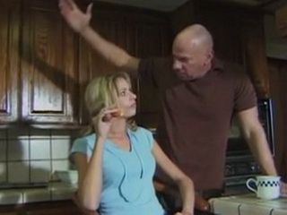 Pissed Off Stepfather Decide To Teach His Stepdaughter Very Good Lesson