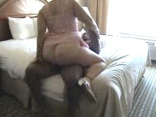 Amateur Cuckold Housewife Fucks Her Black Lover  Homemade Interracial Porn