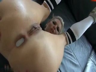 Intruder Hard Anal Creampie Hot Germany Babe