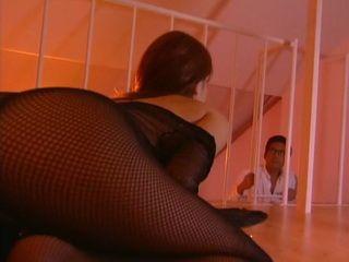 Japanese Sex Slave In Fishnet