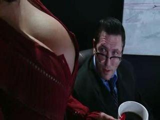 Boss Took Secretary Instead Of Coffee