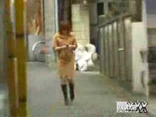 Japanese Street Maniac Sharking Teens 1