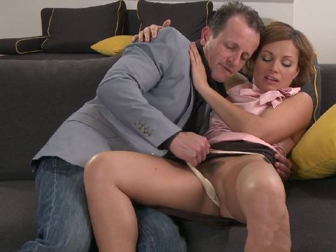 Slutty MILF Was Fucked Rough
