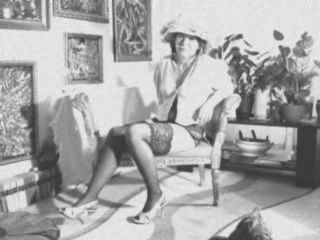Vintage Granny Striptease Old Retro Porn
