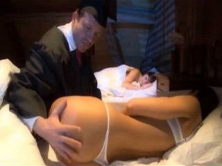 Pervert Teacher Took Advantage Of Sleepy Girl On School Excursion