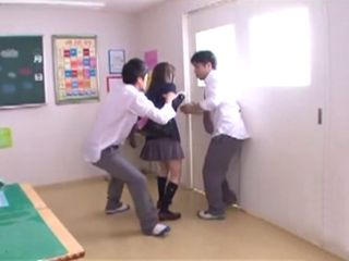 Young Teenagers Gangbanged In Classroom  Mashita Mahiri