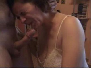 First Time Experience Of a Brutal Mouth Fuck For This Teen Girl