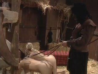 Vintage Female Slaves Pleasing Their Master