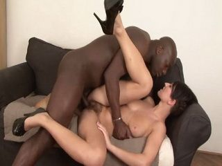 Busty Haired Pussy Girl Got An Unforgettable Sexual Experience With BBC