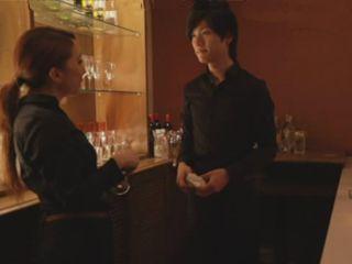 Hot Asian Waitress Was Not Aware That Tonight She Will Be Fucked Hard By Her Horny Customer
