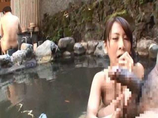 Busty Japanese Wife Couldnt Resist Strangers Dick Even With Her Husband Present