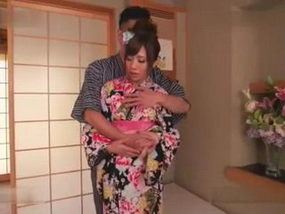 While Husband Is at Work Kawase Haruna Is Banging Her Neighbor At Home