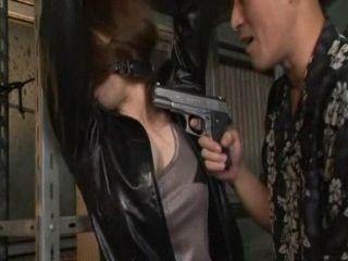 Captured Detective Girl Fucked In Warehouse