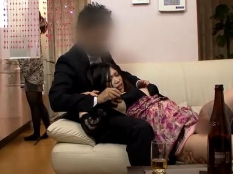 Party With Friend Her Husband and Their Friend Goes Totally Wrong
