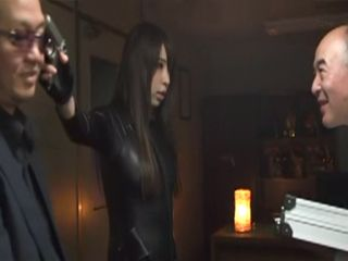 Secret Agent Tried To Arrest Alone Members Of The Mafia But She Has Been Defeated And Rough Fuck  Mio Kayama