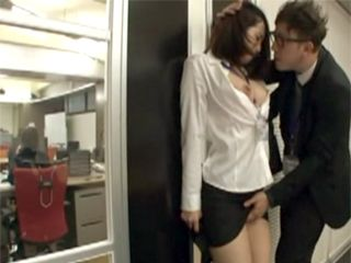 Poor Asian Worker Humiliated In The Business Meeting Pissing All Over The Office