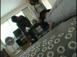 Japanese Dad Attack and Fuck Young House Cleaning Girl
