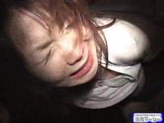 Busty Asian Schoolgirl Ambushed And Fucked On Her Way Home