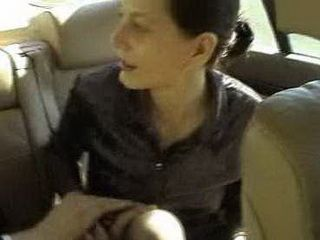 Young Boss Fucking Secretary In Car