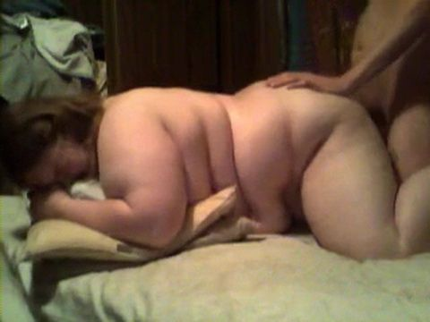 Painful Homemade Anal Fuck For Amateur BBW Wife