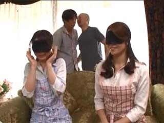 Mother and Daughter Didnt Expect Kind Of Surprise They Got  Kato Tsubaki and Maki Hojo