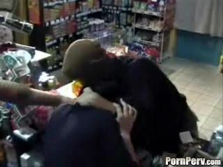 Two Robbers  Fuck Cashier Woman  Fuck Fantasy