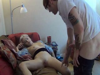 Sinful Guy Uses His Hypnosis Skills To Put Brothers Gf In Deep Sleep And Fuck Her