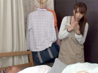 Huge Stepsons Boner While Sleeping Tempted Hot Milf Mommy To Do Something Unthinkable