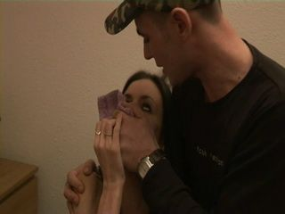 Debt Collector Chloroforms And Fucks Girl Who Owed Him a Money