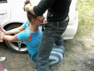 Teen Couple  Fucks Hitchhiker Girl