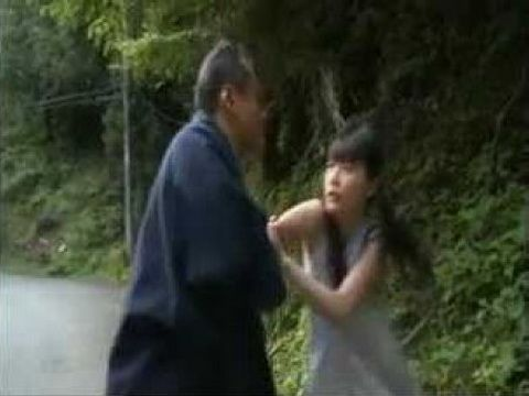Old Japanese Grandad Teaches Teen To Respect Elders