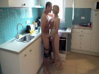 Nice And Decent Lady Hard Fucking With Her Younger Lover