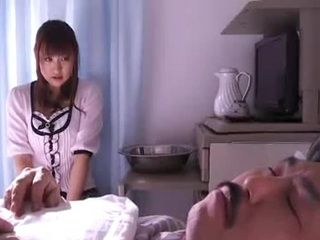 Japanese Girl Will Do Anything For Step Dad To Feel Better