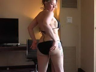 Curvy Tattooed Wife Performs Ass To Mouth And Gets Facial