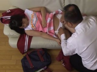 Dirty Stepdad Couldnt Resist Shinomiya Yuri