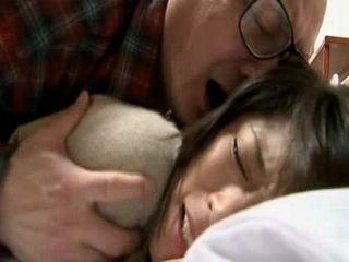 Father In Law Fucks Unfortunate Widow Of His Son Shion Akimoto