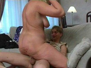 Boy Gets Fucked By Mature Neighbor