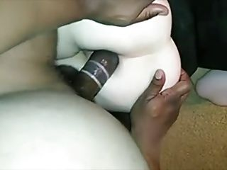 Homemade Deep Interracial Anal For Cuckold Wife