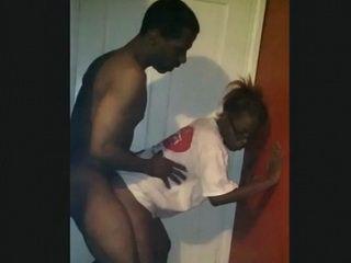 Capturing Tyrone Fucking The Hood Nerd