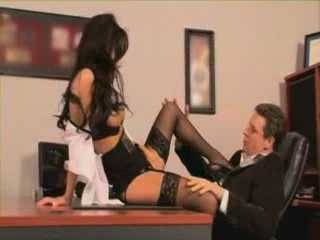 Hot Asian Secretary Fucking Her Boss