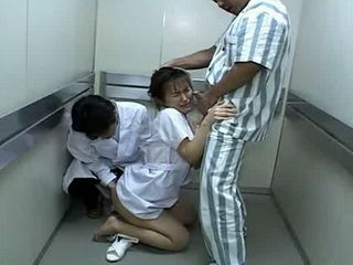 Poor Nurse Gets Brutally Attacked In The Elevator During Night Shift