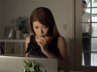 Japanese Wife Gets Caught Watching Porn By Her Neighbor And He Decided To Make A Move