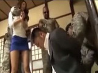 Scared Japanese Wife Must Follow Demands If She Wants To Save Husbands Life