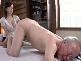 Mouthwatering Father In Law Make A Living Hell Of Daughter In Law Life When His Son Is On Business Trip