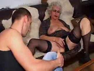 Granny Gets  And Abused