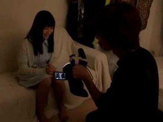 Japanese Teen Sakura Serizawa Tricked Into Fucking On A Fake Porn Audition