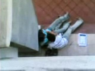 Indian Students Blowjob and Pussy Fingering At College Taped Secretly From The Roof