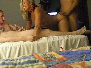 Cuckold Wife First Groupsex Party
