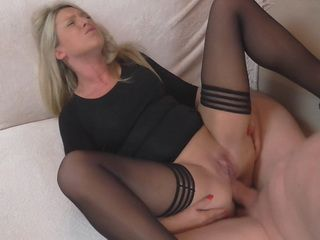 Hot German Girl Gets Tight Anal Fucked