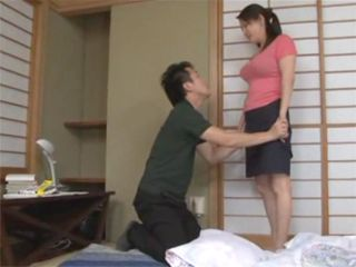 Desperate Boy Had No One To Turn To About Him Still Being A Virgin But His Stepmom